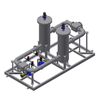 Automatic Filtration Skid